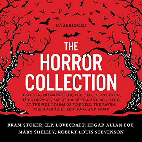 The Horror Collection cover art