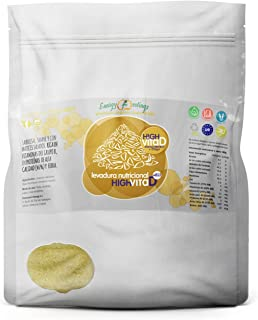 Energy Feelings Levadura Nutricional High Vita D Copos (250 gr)