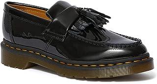 Womens Adrian Patent Lamper Office Work Closed Toe Black Shoe - Black - 5