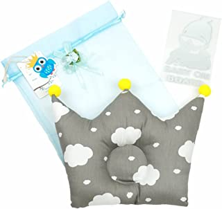 KooCoo Baby Pillow Version 2 For Newborn, Cotton Fabric