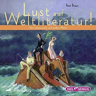Von Schatzinseln und weißen Walen (Lust auf Weltliteratur!) Titelbild