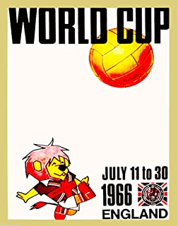 Best 1966 world cup poster Reviews