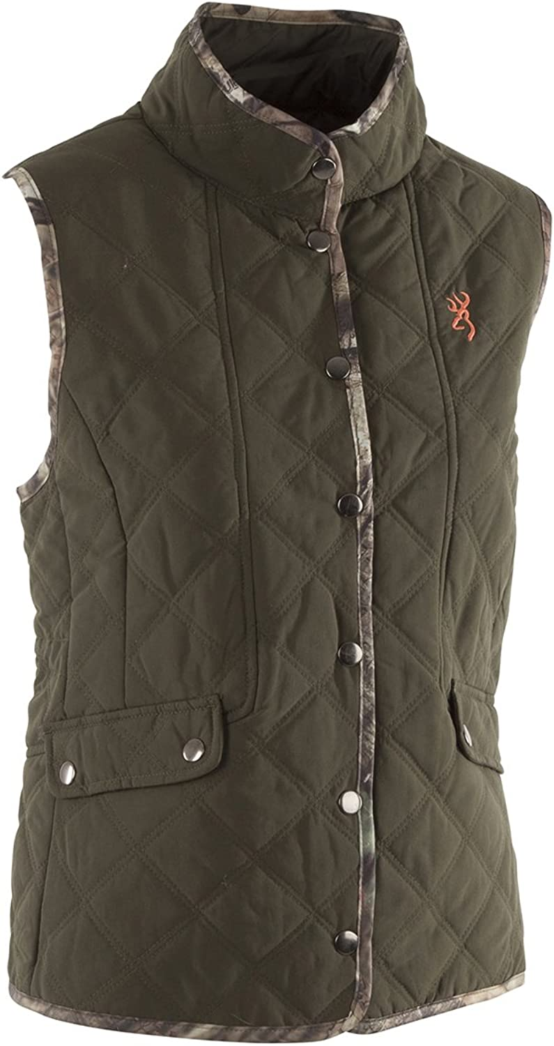 Browning Womens Virginia II Vest   Forest Nights
