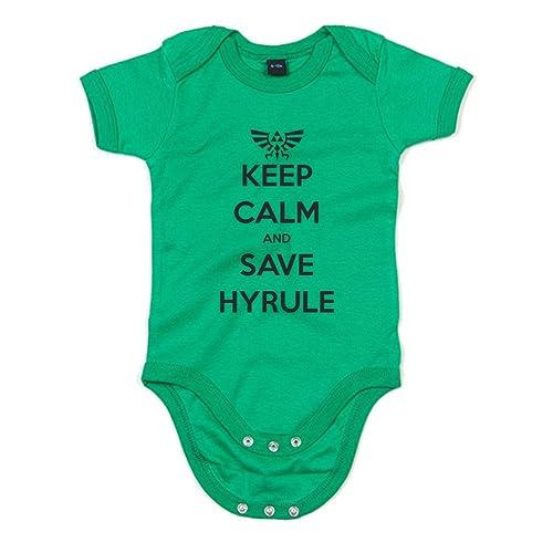 0c3a46b9a3857 Zelda Baby Clothes: Amazon.com