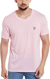 Vimal Men's Cotton V Neck T-Shirt