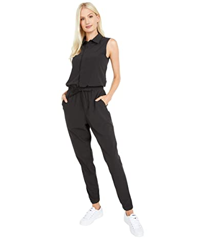 PUMA Golf Twilight Jumpsuit (PUMA Black) Women