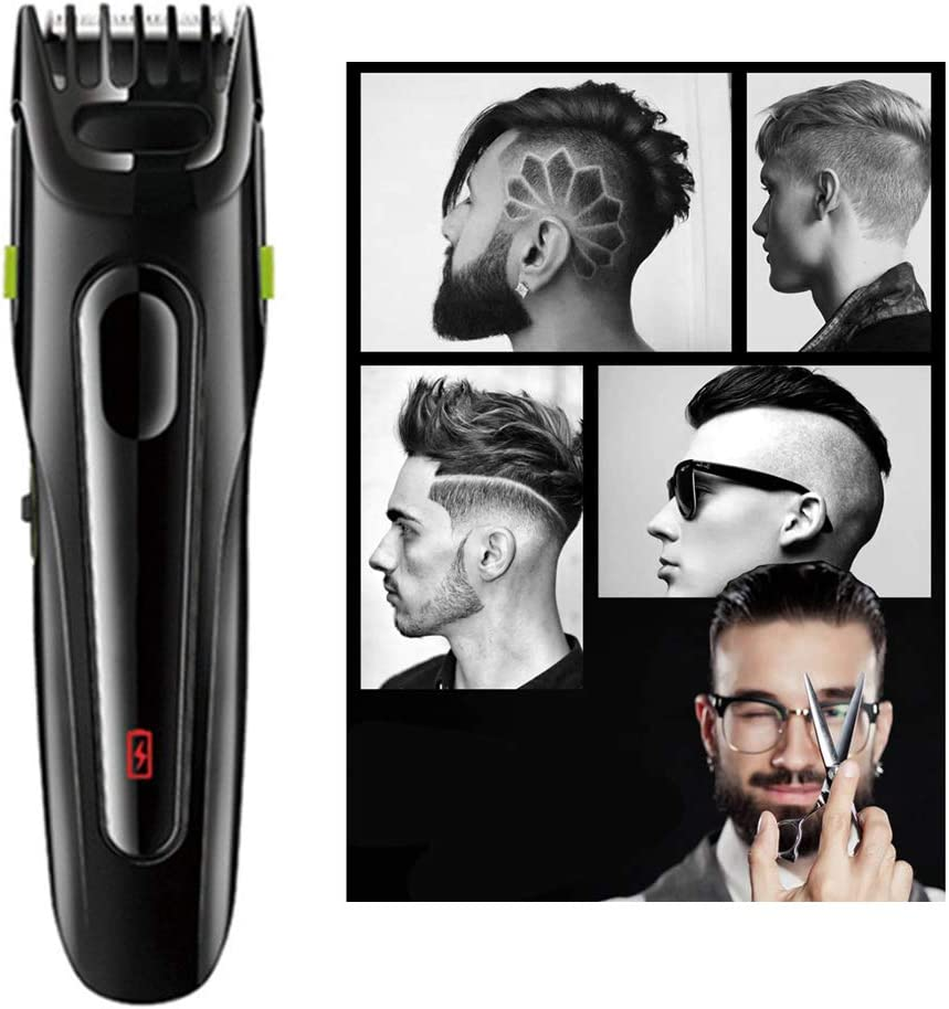 ZCFXGHH Hair Clippers Rechargeable Attention brand Trimmer Clip Cordless Max 80% OFF Detail