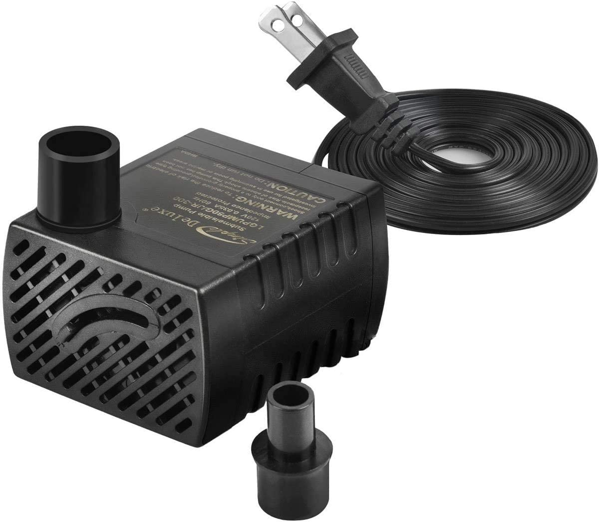 Simple Deluxe LGPUMP80G 80 GPH Submersible 6' Clearance SALE! Limited time! with Co Seasonal Wrap Introduction Pump Water