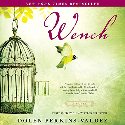 Wench audiobook cover art