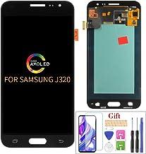 A-MIND for Samsung Galaxy J3 2016 J320 Screen Replacement Super AMOLED J320M J320A J320H J320F/Sol (Cricket) j321/sky S320...