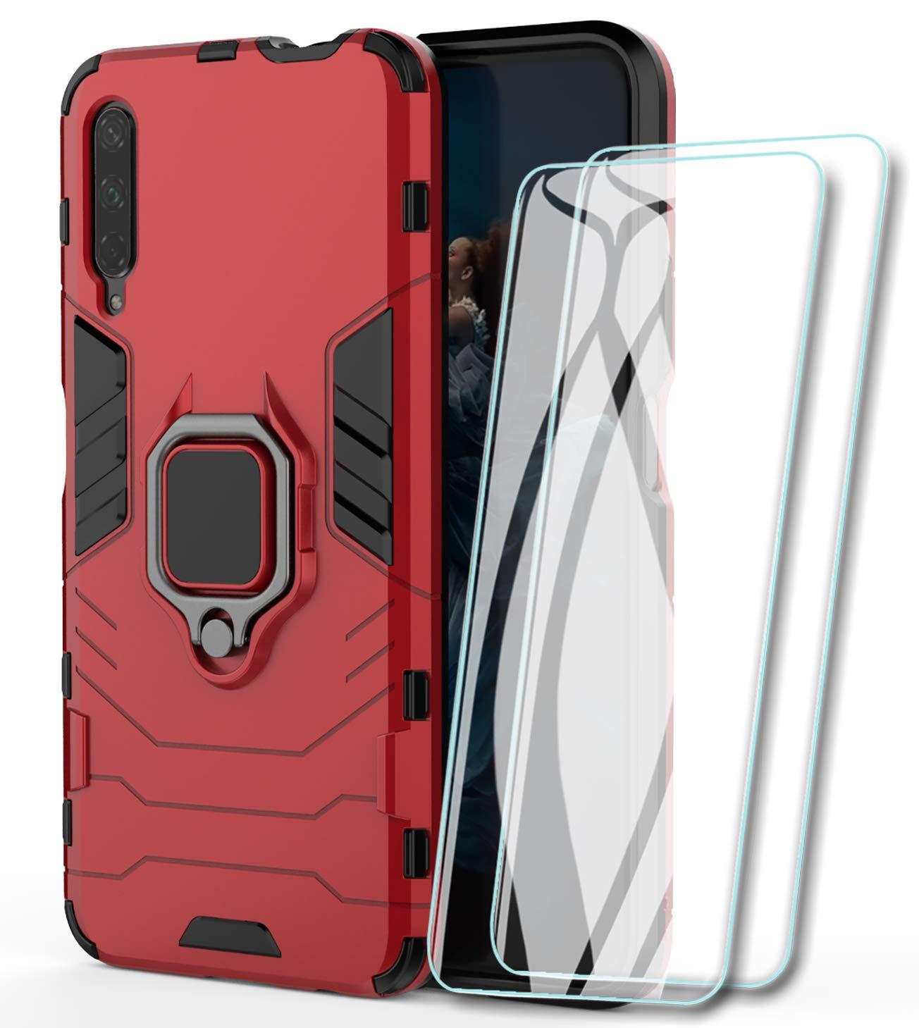 Aidinar Funda para Samsung Galaxy A30S + 2 Piezas Protector de ...