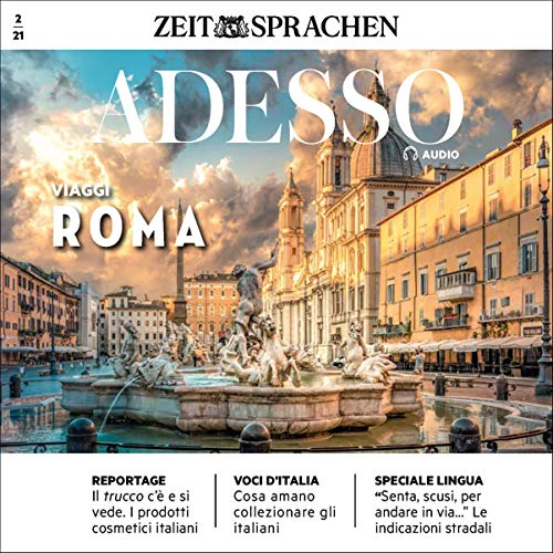 Adesso Audio - Roma. 2/2021 Titelbild
