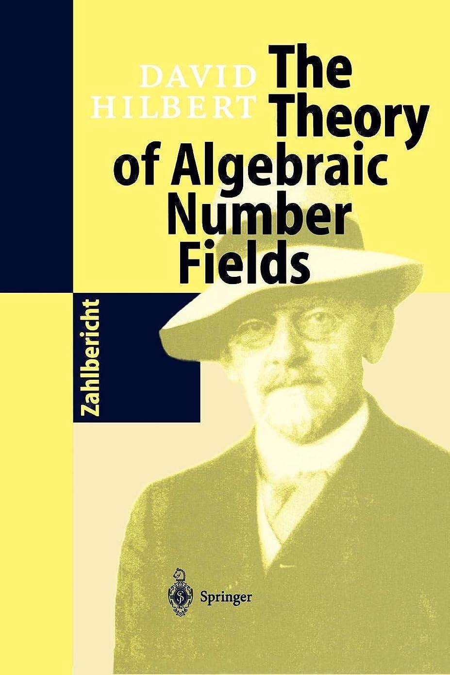 同性愛者感謝しているご覧くださいThe Theory of Algebraic Number Fields