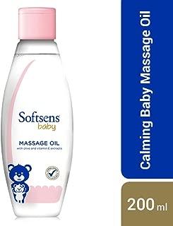 Softens Baby Massage Oil (200ml)