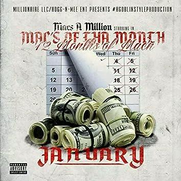 Mac's Of Tha Month January /12 Months Of Mac'n
