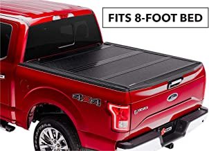 BAKFlip FiberMax Hard Folding Truck Bed Tonneau Cover | 1126204 | fits 2002-19 Dodge Ram 8' bed