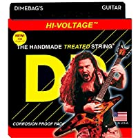 DR DIMEBAG DARRELL SIGNATURE STRINGS DBG-11 EXTRA HEAVY エレキギター弦×12セット