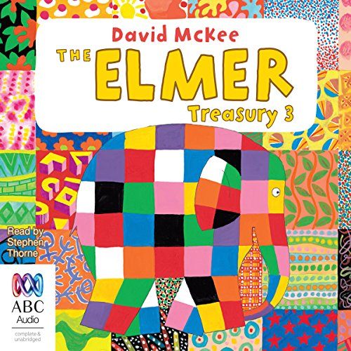 The Elmer Treasury: Volume 3 cover art