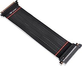 Thermaltake TT Premium PCI-E 4.0 High Speed Flexible Extender Riser Cable 300mm AC-058-CO1OTN-C1