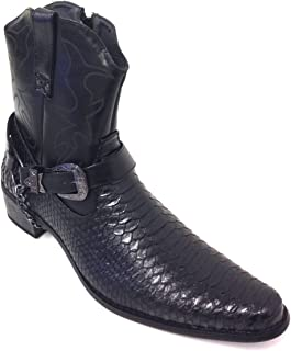 81ad0125fd0 Amazon.com: Black - Western / Boots: Clothing, Shoes & Jewelry