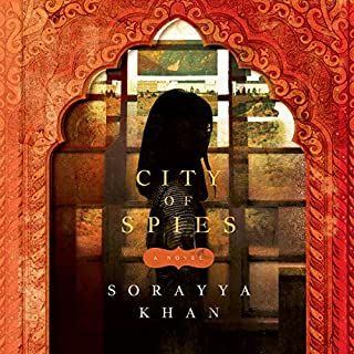City of Spies cover art