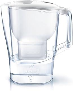 ブリタ 浄水器 ポット 浄水部容量:2.0L(全容量:3.5L) アルーナ XL マクストラプラス カートリッジ 1個付き 【日本仕様・日本正規品】 ホワイト