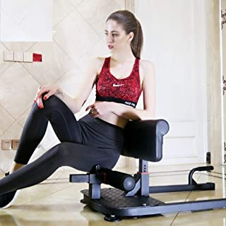 [メーカー1年保証付] アメリカで人気爆発 スクワットベンチ シットアップベンチ ストレッチ 脚部 臀部 トレーニング スクワット