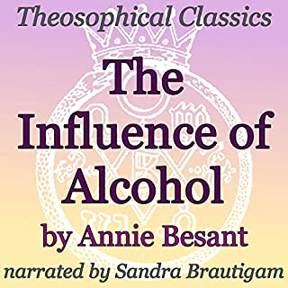 The Influence of Alcohol cover art