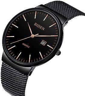 Watch Men's Watches Fashion Casual Design Waterproof Quartz Analog Calendar Wrist Watch for Man