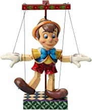 Enesco Disney Traditions by Jim Shore 4016583 Pinocchio Marionette Figurine 13-1/2-Inch