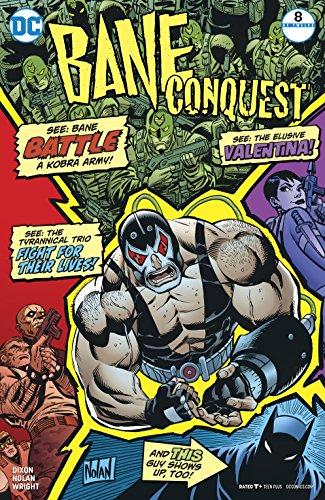 Bane: Conquest (2017-2018) #8 (English Edition)
