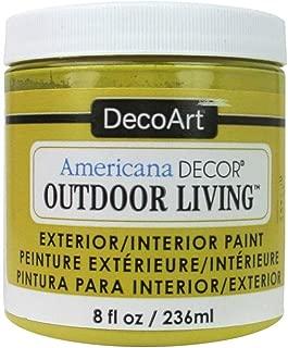 DecoArt Americana Outdoor Living 8oz Harvest