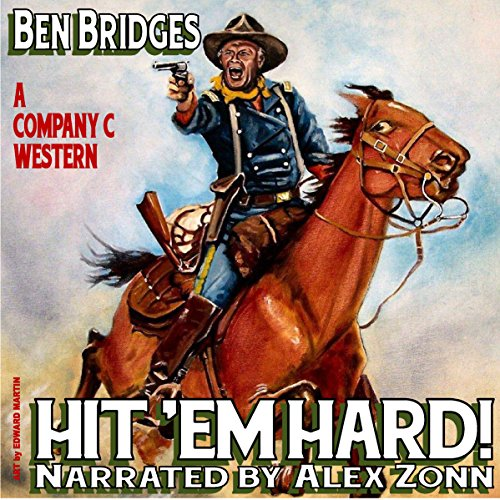 Hit 'Em Hard! audiobook cover art