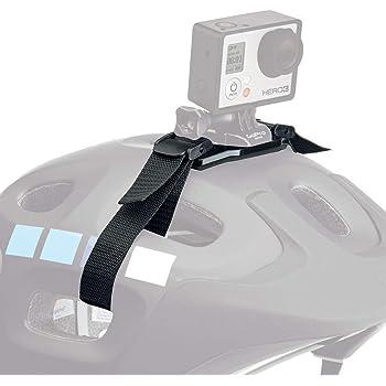 Protastic casco ventilato cinghia per fotocamere GoPro Hero/SJCAM (casco da ciclismo, arrampicata, ecc)