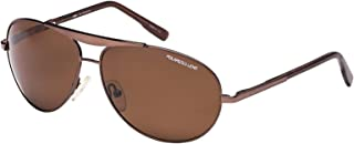 XXX Aviator Men's Sunglasses - 292-Black - 65-17-125 mm