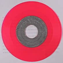 rockin' with red 45 rpm single