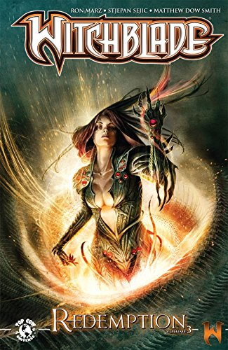 Witchblade: Redemption Vol. 3 (English Edition)