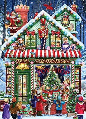 Toy Shop Jigsaw Puzzle 1000 Piece