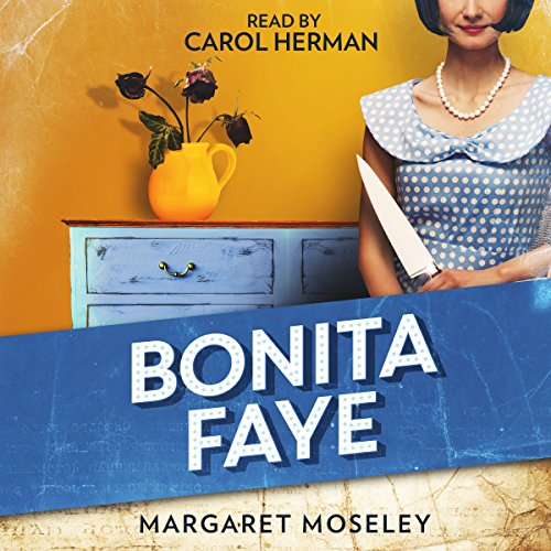 Bonita Faye audiobook cover art