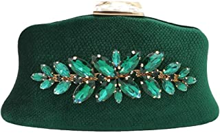 Amazon com: Greens - Evening Bags / Clutches & Evening Bags