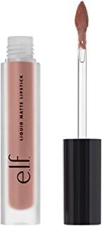 e.l.f. Liquid Matte Lipstick, Praline, 1 Count