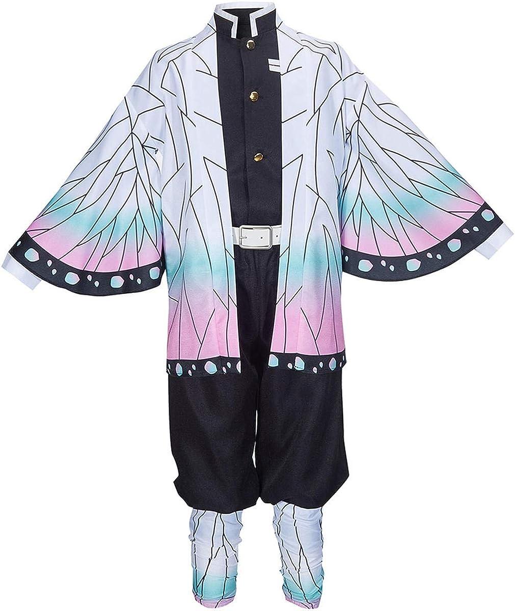 MIAOCOS Demon Slayer Kochou Shinobu Uniform List price Charlotte Mall C Father Boy Cosplay
