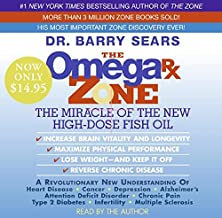 The Omega Rx Zone Low Price CD: The Power of the New High-Dose Fish Oil (The Zone)