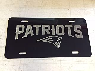 patriots license plate