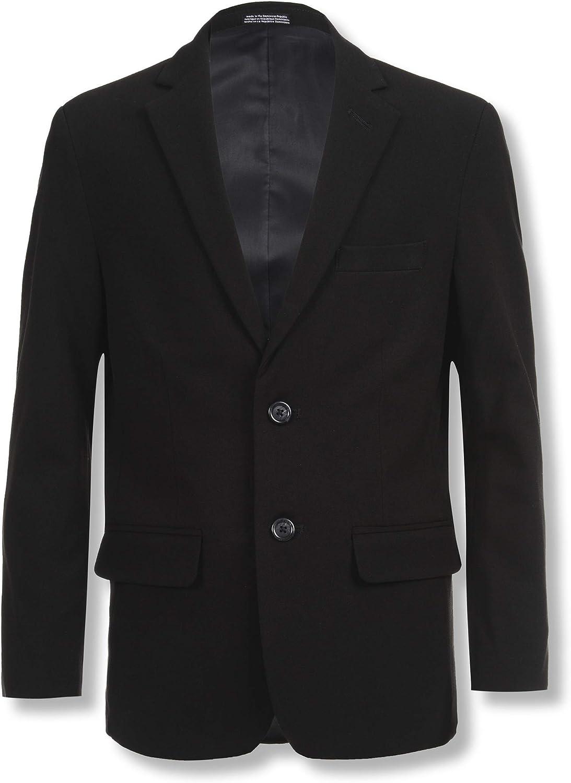 Calvin Klein Free shipping anywhere in the nation Bargain sale Boys' Bi-Stretch Blazer