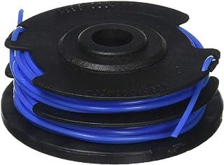 BLACK+DECKER A6498-XJ Bouchon pour bobine Set de 10 Pi/èces Noir