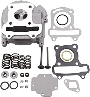 GOOFIT Cylinder Head Gasket Kit for GY6 49cc 50cc ATV Scooter 139QMA/B Engine Part