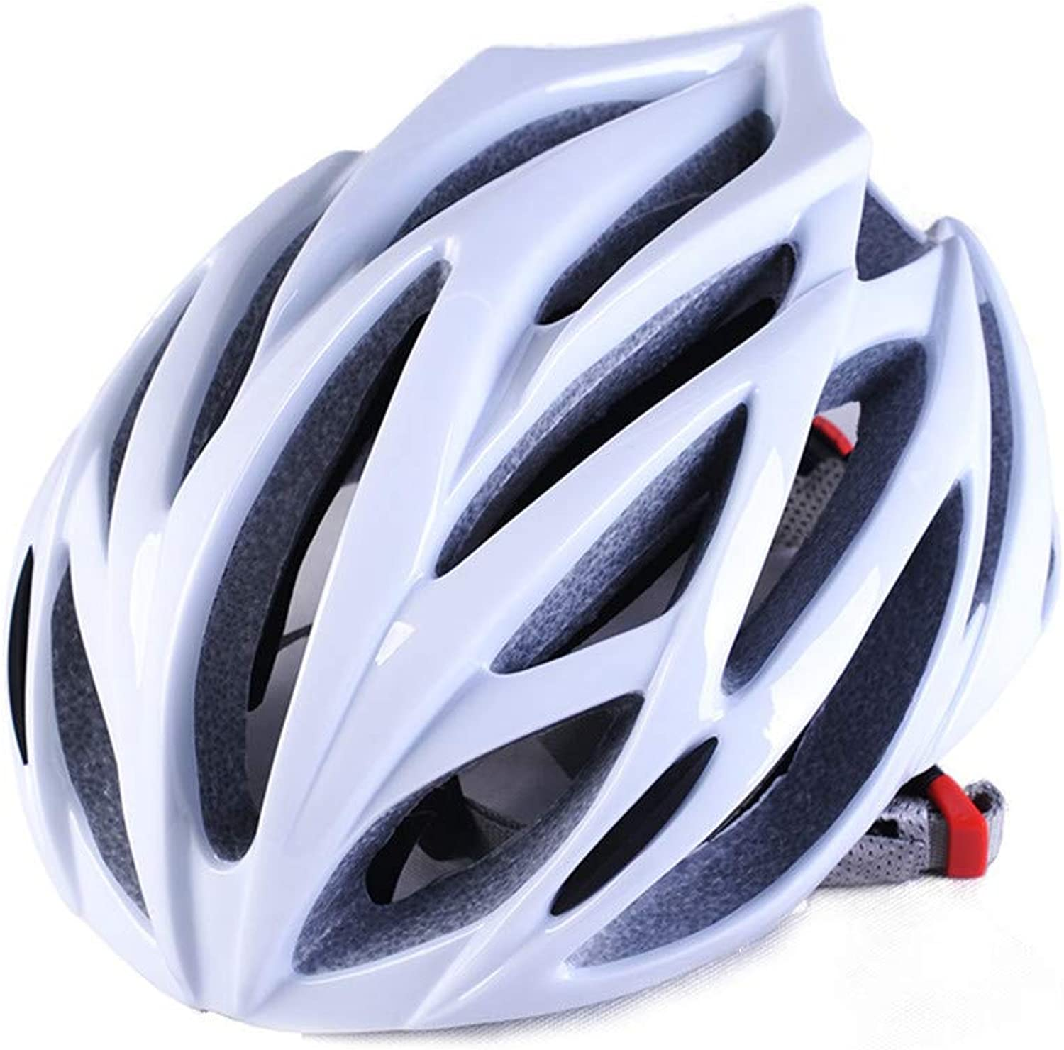 Cycling Helmet Mountain Bike Outdoor Riding Equipment OnePiece Super Light Inner Cushion Adult Adjustable Size