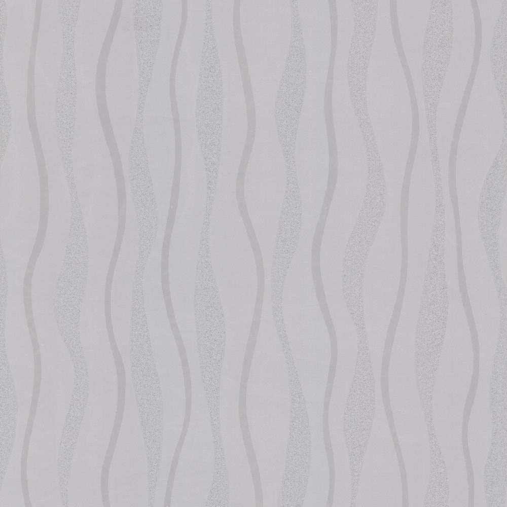 Arthouse Free Fashionable shipping Wallpaper Silver