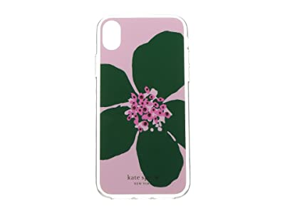 Kate Spade New York Jeweled Grand Flora Phone Case For iPhone XR (Multi) Cell Phone Case
